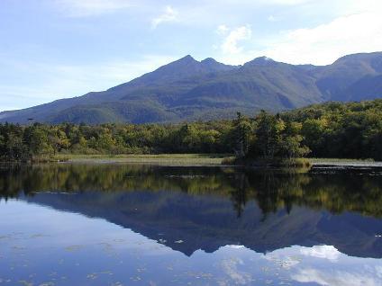 Hokaido lake